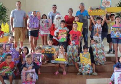 CSPVL doa brinquedos para crianças carentes
