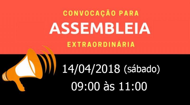 Convocação para Assembléia Extraordinária